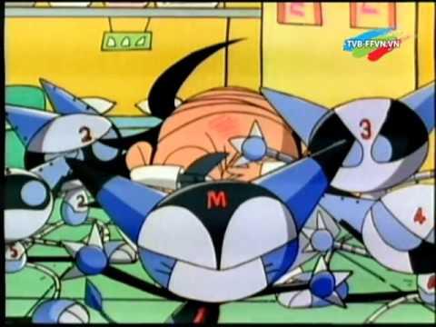 Full Mèo Máy Kuro Tập 2   HTV3 Lồng Tiếng   Meo May Kuro Tap 2 Full   YouTube