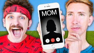 WE FOUND DANIEL'S MOM'S PHONE NUMBER! Chad & Regina in World's Best Disguise to Challenge Hackers!