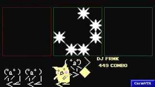 ファミコン風 jubeat:JOMANDA(in NES)