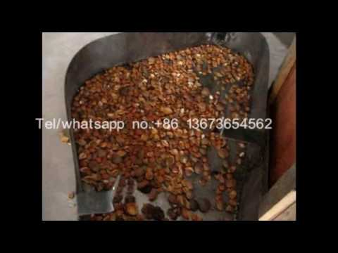 High quality almond/palm kernel/hazelnut shelling sheller machine