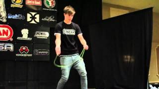 1A - Finals - 19th - Tomas Bubak - 2012 World Yo-Yo Contest