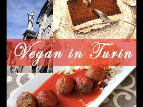 Vegan Travel in Turin