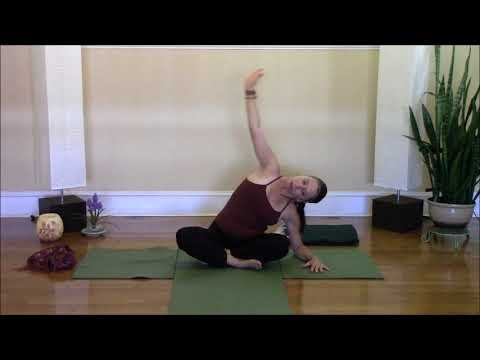 Yoga Self Care Class for Body, Mind & Spirit - Cathy Woods Yoga