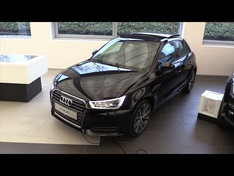 Audi A1 2016 In Depth Review Interior Exterior