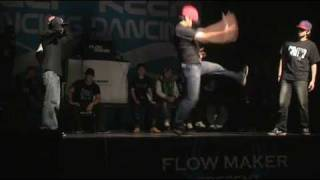 Keep Dancing Korea 2010 - Krumping Finals