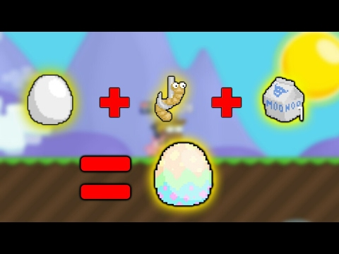 CREATE MILLIONS OF MAGIC EGGS?! GROWTOBASIC SKIT
