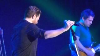 who i am with you chris young