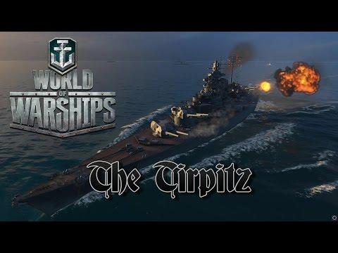 World of Warships - The Tirpitz!