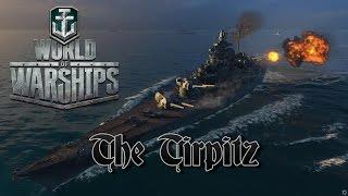 World of Warships - The Tirpitz! thumbnail