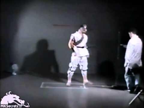 Mortal Kombat 1 - Kano Motion Capture | Behind The Scenes