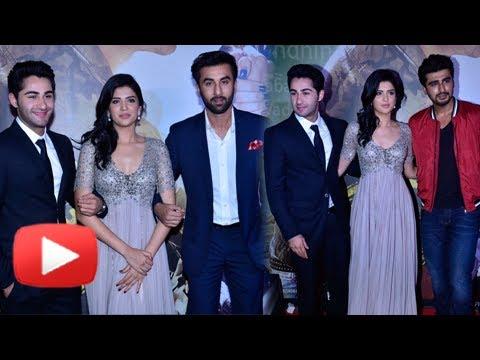 Ranbir Kapoor, Arjun Kapoor, Parineeti Chopra At Lekar Hum Deewana Dil Premiere Mp3