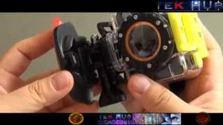 hd action sports waterproof camera not go pro hero3 1080p video