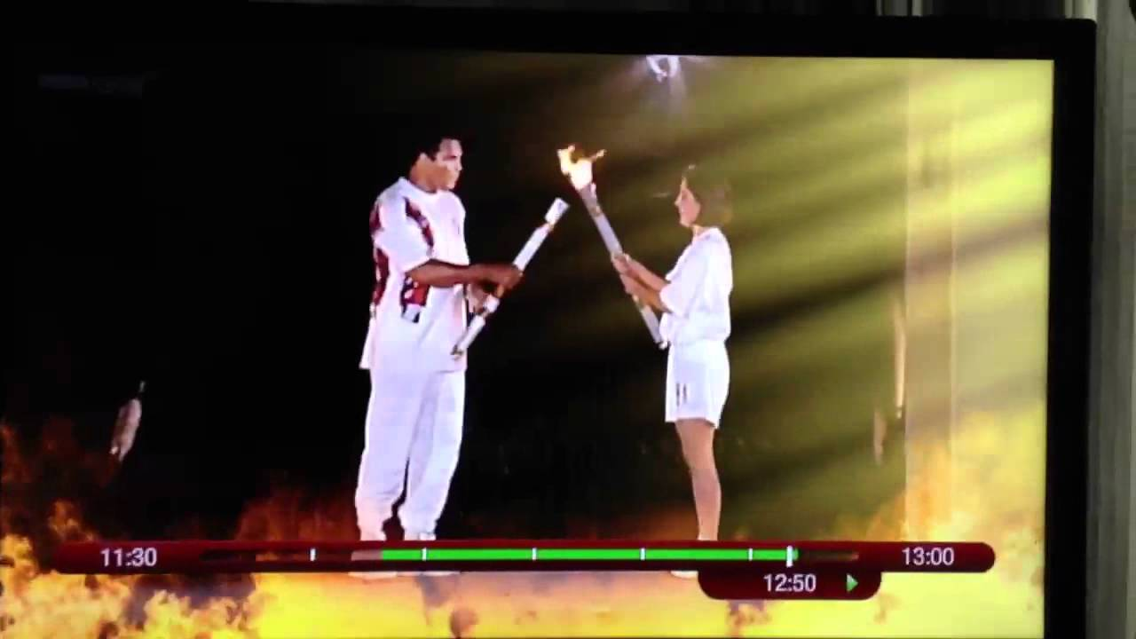 Funniest lighting of the Olympic flame & Funniest lighting of the Olympic flame - YouTube