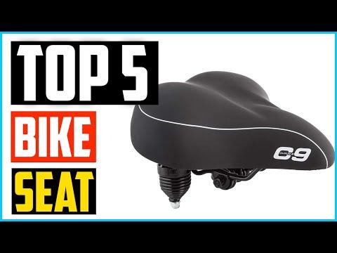 Top 5 Best Bike Seat In 2020 – Reviews
