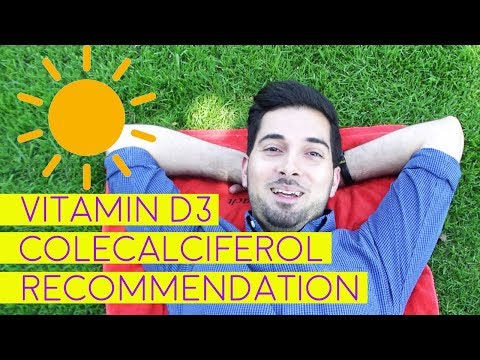 What Is The Best Vitamin D | Get Vitamin D3 Colecalciferol or Cholecalciferol | Sun For VitaminD