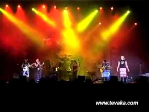 TE VAKA - TAMAHANA (Live)