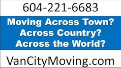 Office Movers Vancouver-Moving and Storage Burnaby
