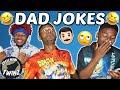 DAD JOKES PART 1!!!(FUNNY)