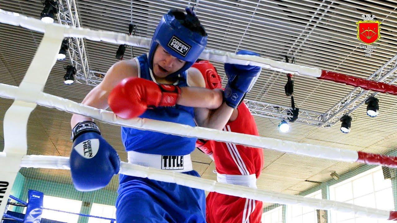 Всеукраїнський турнір з боксу у Білій Церкві