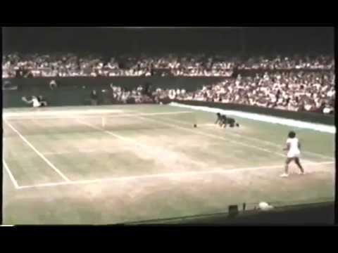 Tracy Austin d Billie Jean King Wimbledon 1979 QF