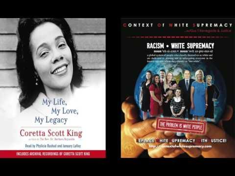 The C.O.W.S  Coretta Scott King: MY LIFE, MY LOVE, MY LEGACY PART 8