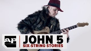 """Learn what you love""–John 5's Six-String Stories"