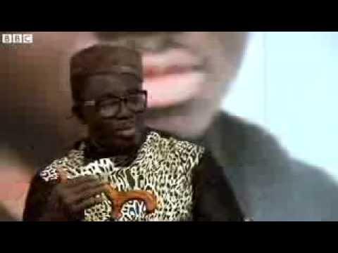 BBC-Ghanaian opera singer Nino challenges perceptions