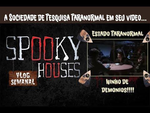 """Análise Espiritual - Paranormal State em """"Ninho de Demônios"""""""