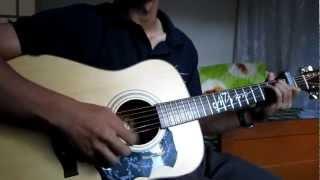 Ước mơ ngọt ngào  fingerstyle guitar  -  Trọng Thô Bỉ