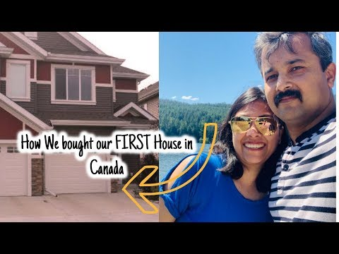 How We Bought Our First House In Canada - Life In Canada As An Immigrant