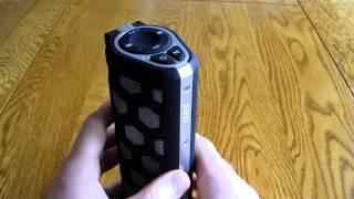 Jam Street Bluetooth Speaker Review