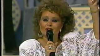 Tammy Faye Bakker sings The Sun will Shine Again (2nd Version)
