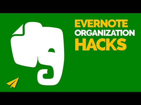 The BEST Way to Organize Your Receipts in Evernote