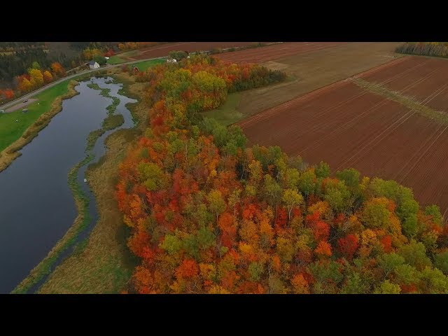 Fall in Beautiful Prince Edward Island