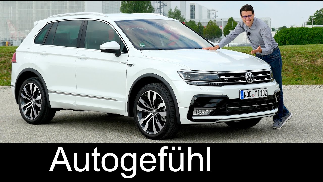 vw volkswagen tiguan r line full review 240 hp biturbo tdi test driven youtube. Black Bedroom Furniture Sets. Home Design Ideas