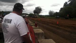 IH 1456 hot farm Kendall, WI 1st class