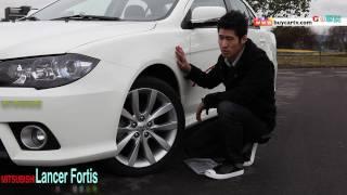 Mitsubishi Lancer Fortis購車分析