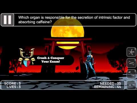AP BIOLOGY REVIEW QUESTIONS VIDEO GAME APP