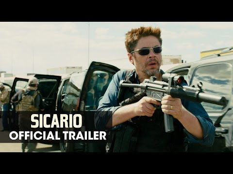 "Sicario (2015 Movie - Emily Blunt) Official Trailer – ""Hitman"""