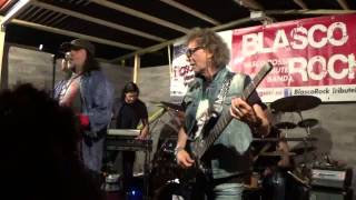 "BlascoRock - Vasco Rossi tribute band - special guest Claudio Golinelli - live ""Portatemi Dio"""