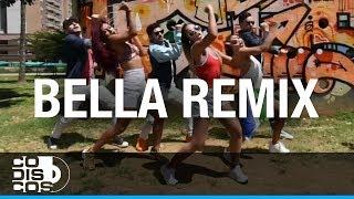 Bella Remix, Wolfine y Maluma - Coreografía