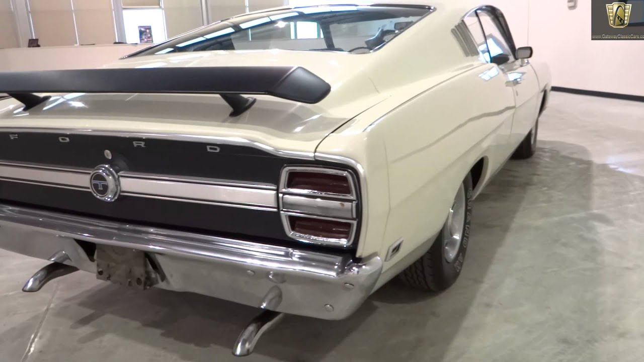 1969 ford torino talladega 99 ndy gateway classic cars indianapolis