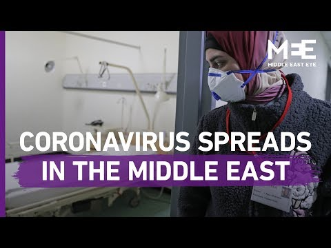 Coronavirus in the Middle East: Infections reported in eight countries