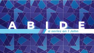Abide Series - Reality Check