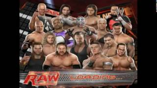 gameplay of raw vs smackdown in pc 2017