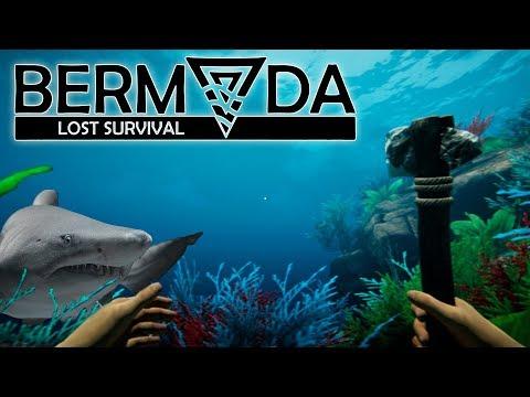 Bermuda Lost Survival #05 | Haitauchen im Bermudadreieck | Gameplay German Deutsch