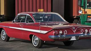 Clash Of The Classics - 1961 Chevy Impala Ss 409 Vs. 1961 Pontiac Ventura 389