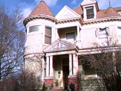 Historic James F. Toy mansion Sioux City, Iowa