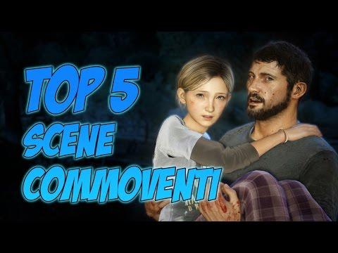 TOP 5 SCENE COMMOVENTI NEI VIDEOGAME