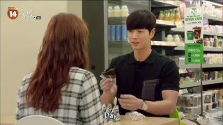 Cheese In The Trap - Yoo Jung Hong Seol - ep 3